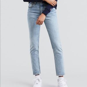 Levi's Jeans - Levi's 501s in Lovefool